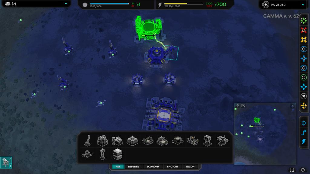 Amazing games like Planetary Annihilation use Coherent UI
