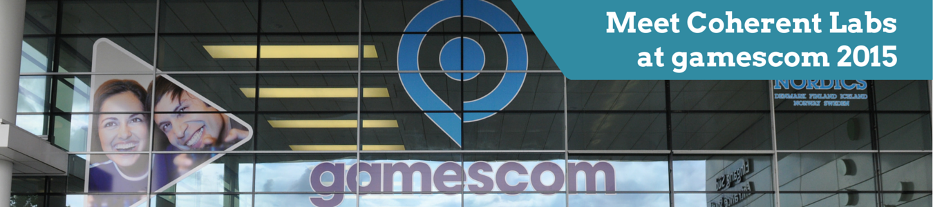 Meet Coherent Labs at gamescom 2015