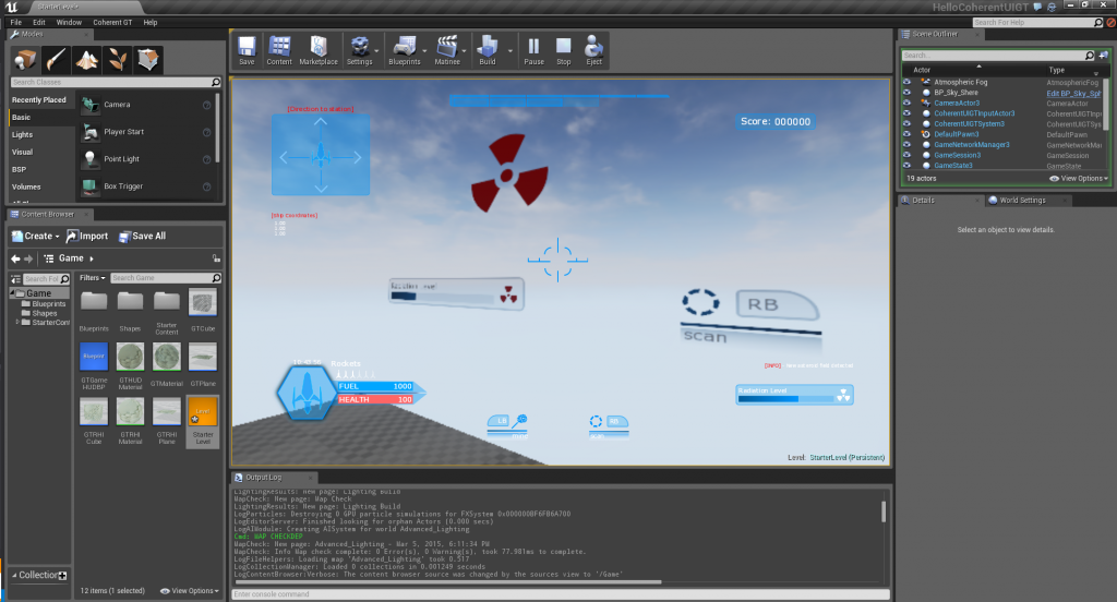 FInal Game Screenshot