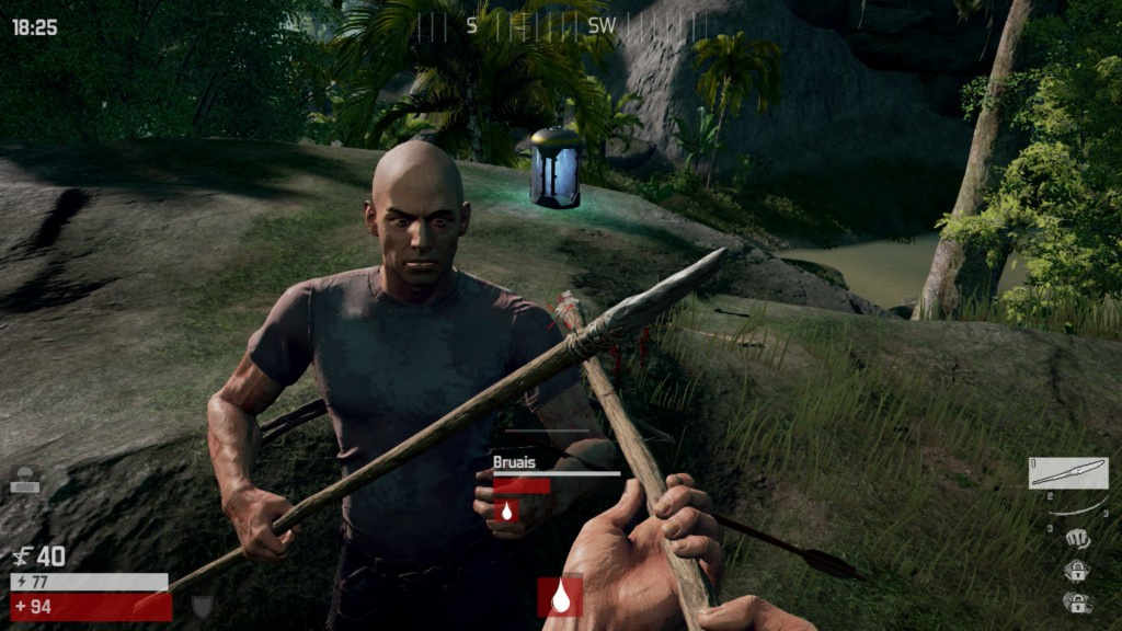 The Culling in-game UI