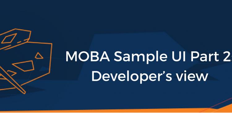 MOBA Sample