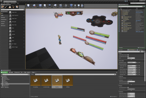 UE4 support