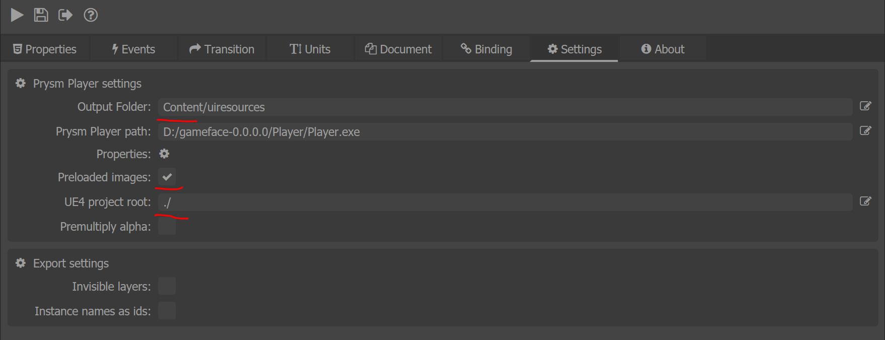 Live UE4 Editing - Coherent Prysm Documentation