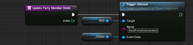 Coherent GT for UE4: Asynchronous mode usage