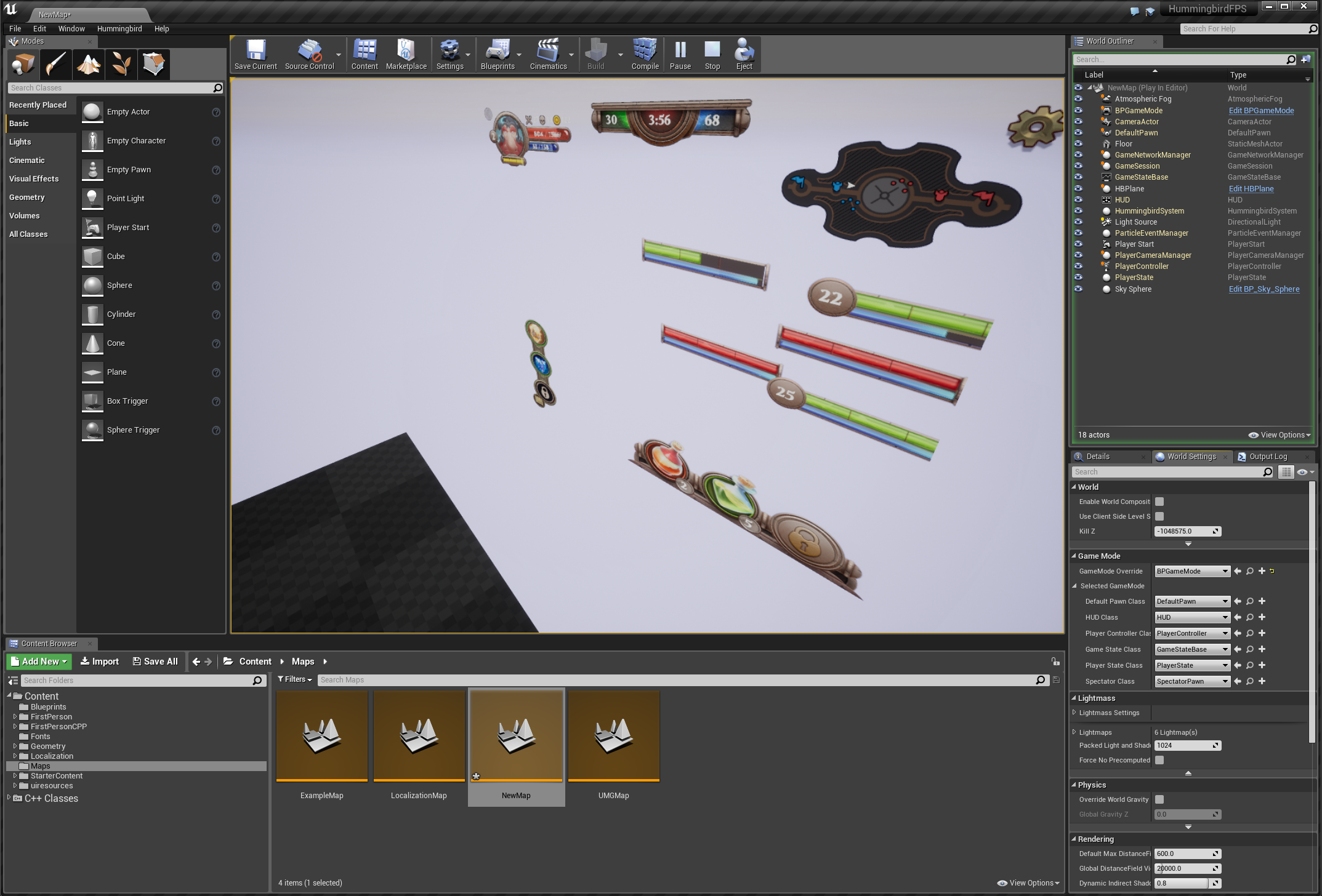 Coherent HB for UE4: Getting started