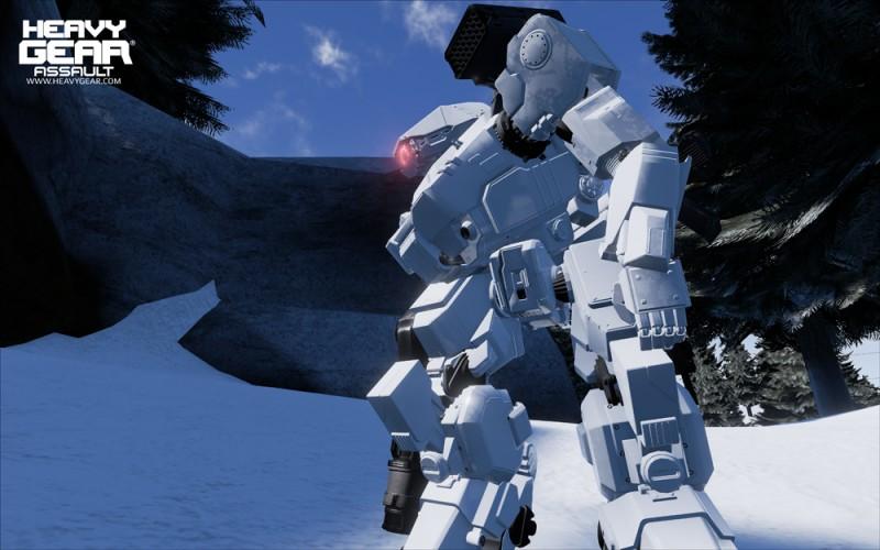 Heavy Gear Outpost 4