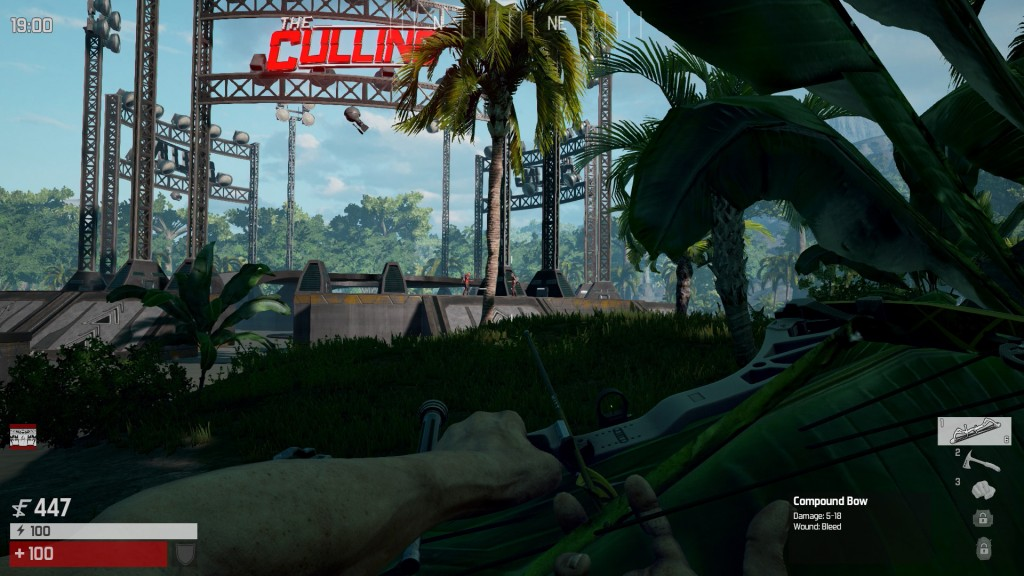 The Culling arena