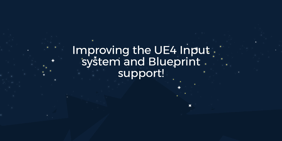 Presenting the unreal engine 4 blueprints support malvernweather Image collections