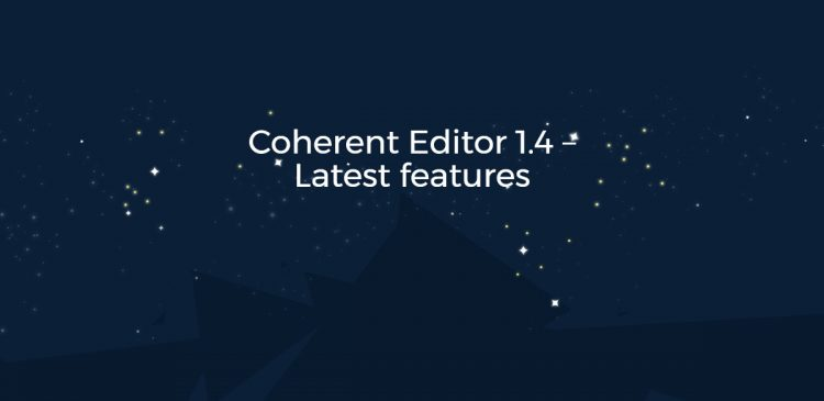 Coherent Editor