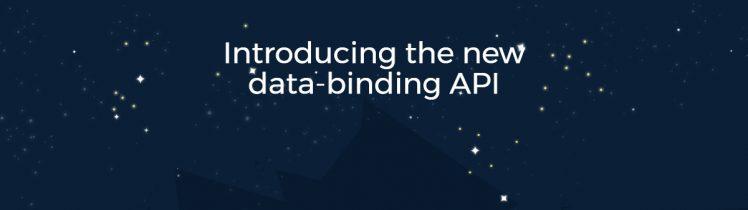 data-binding API