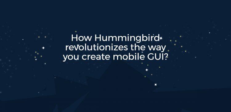 mobile GUI
