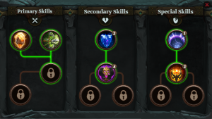 game ui skills example