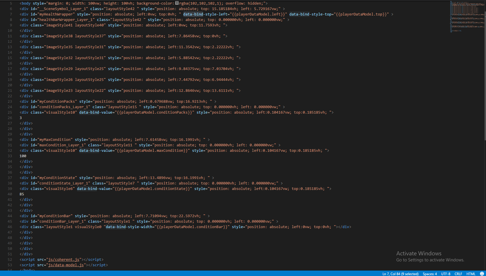 htmlcontent