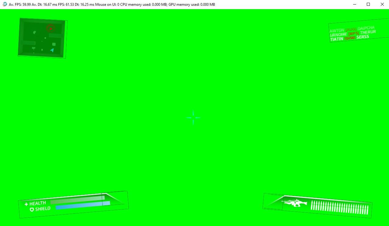 UI debbuging layers