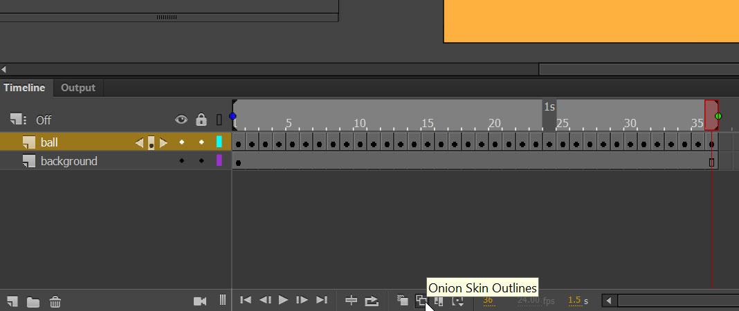 Adobe Animation tutorial