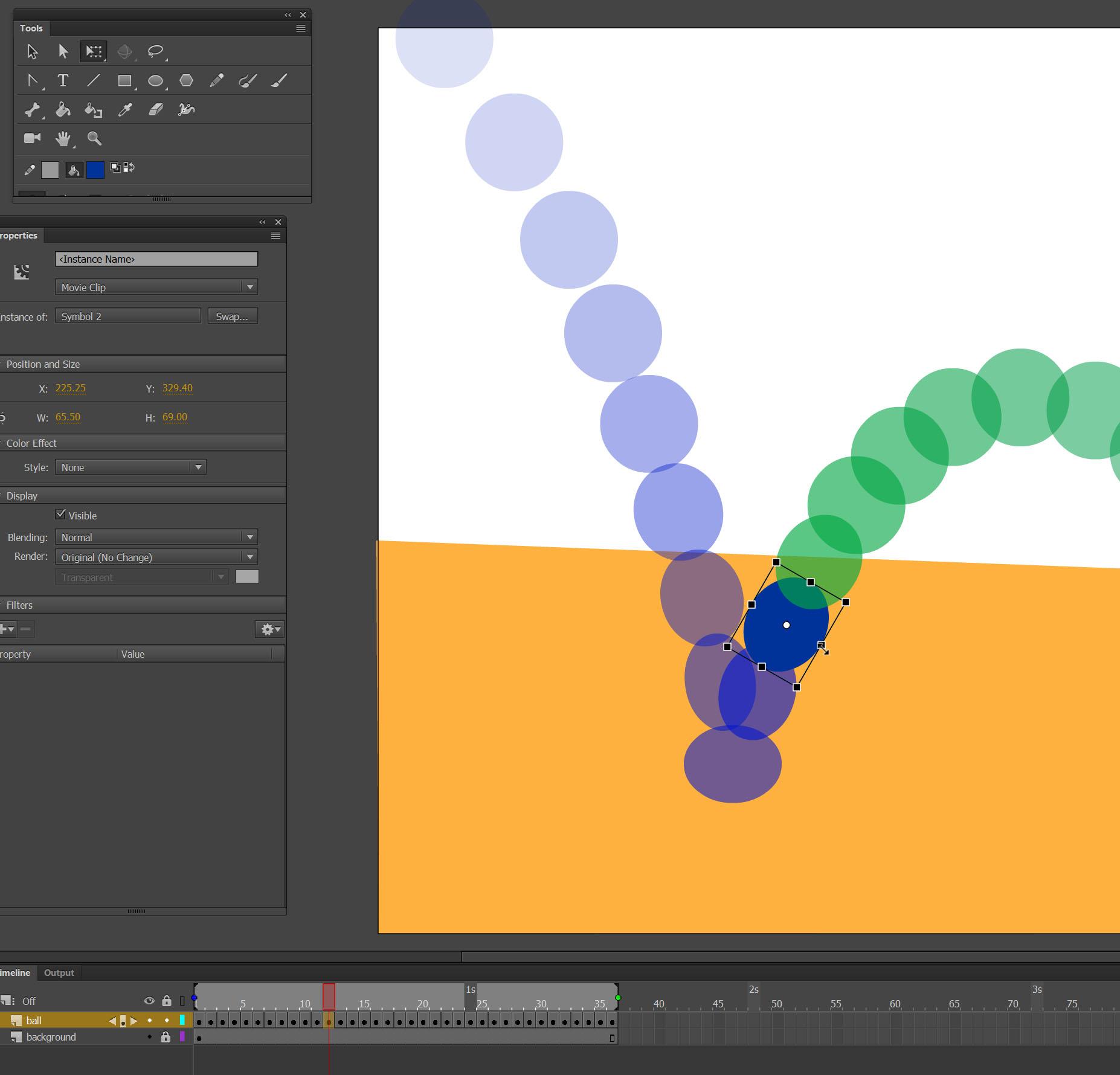 animating frames tutorial