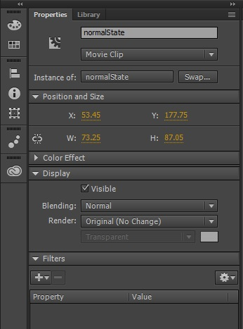 convert to symbol Adobe Animate