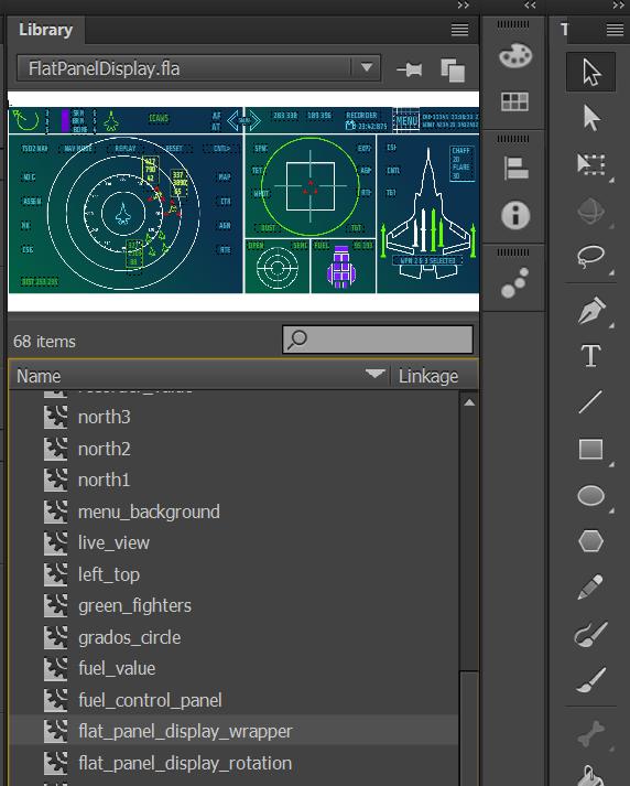 modular UI design fpd drop in